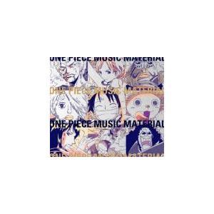 (代引不可) V.A. 5CD/ONE PIECE MUSIC MATERIAL 通常版 19/2/22発売 オリコン加盟店|ajewelry