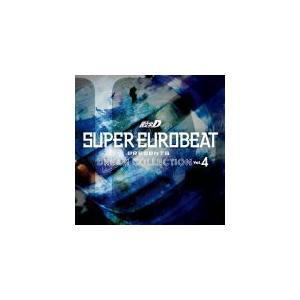 V.A. 2CD/SUPER EUROBEAT presents 頭文字(イニシャル)D Dream Collection Vol.4 20/9/16発売 オリコン加盟店|ajewelry