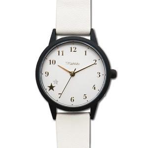 フィールドワーク 腕時計 ウォッチ/ホシソン 星 スター/ホワイト FSC154-1 WH(取)|ajewelry