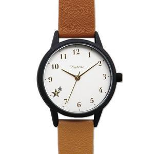 フィールドワーク 腕時計 ウォッチ/ホシソン 星 スター/ブラウン FSC154-2 BR(取)|ajewelry