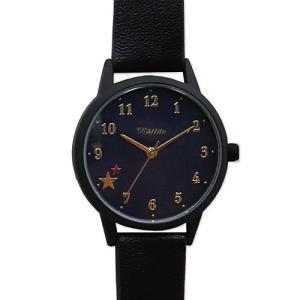 フィールドワーク 腕時計 ウォッチ/ホシソン 星 スター/ブラック FSC154-5 BK(取)|ajewelry