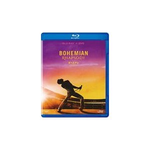 初回生産分(H取)映画 Blu-ray+DVD/ボヘミアン・ラプソディ 2枚組ブルーレイ&DVD 1...