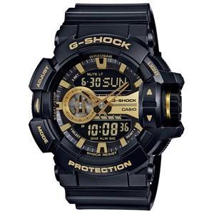 CASIO(カシオ) G-SHOCK/イエローゴールド GA-400GB-1A9JF(取寄せ/代引不可)|ajewelry