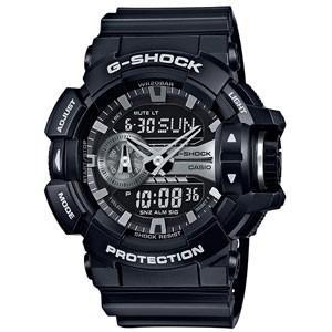 CASIO(カシオ) G-SHOCK/シルバー GA-400GB-1AJF(取寄せ/代引不可)|ajewelry
