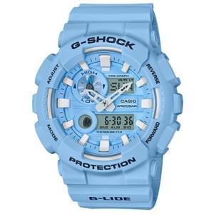 CASIO(カシオ) G-SHOCK/G-LIDE(ジー・ライド) ブルー GAX-100CSA-2AJF(取寄せ/代引不可)|ajewelry