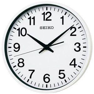 セイコー SEIKO/GPS衛星電波掛け時計 45cmの大型サイズ電波掛時計 GP201W(取寄せ/代引不可) ajewelry