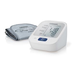 OMRON(オムロン) 上腕式血圧計/ホワイト HEM-7122(取)タスク ajewelry