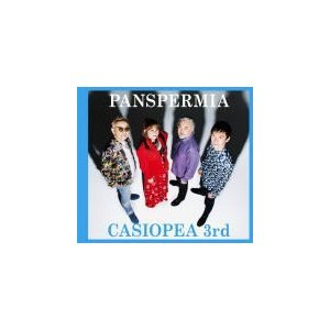 CASIOPEA 3rd Blu-spec CD2+DVD/PANSPERMIA 19/7/17発売 オリコン加盟店|ajewelry