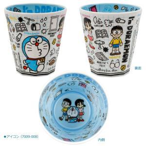 プラスト/ドラえもん I'm Doraemon Wプリント メラミンカップ コップ ボーダー/アイコン ID-CUP2(取寄せ/代引不可) ajewelry 03