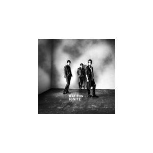 通常盤 32P歌詞ブックレット&ユーザーコード封入 KAT-TUN CD/IGNITE 19/7/31発売 オリコン加盟店|ajewelry