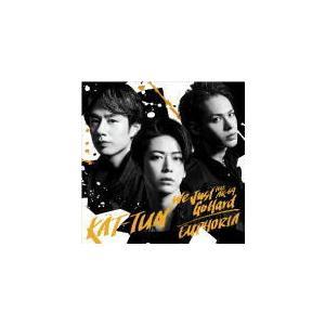 初回限定盤3 DVD付 28Pドキュメンタリーフォトブックレット封入 KAT-TUN CD+DVD/We Just Go Hard feat. AK-69 / EUPHORIA 21/9/8発売 オリコン加盟店|ajewelry