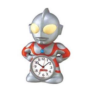 ウルトラマン目覚まし時計JF336A[セイコークロック] (代引不可)|ajewelry
