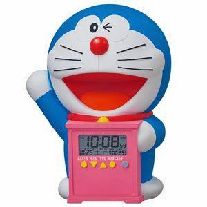セイコー/ドラえもん おしゃべり目ざまし時計 JF374A (取寄せ/代引不可)|ajewelry