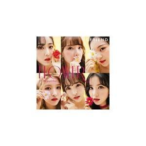 通常盤(初回プレス)(取) GFRIEND CD/FLOWER 19/3/13発売 オリコン加盟店|ajewelry