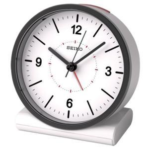 SEIKO セイコー 電波目覚まし時計/白 KR328W(取寄せ/代引不可)|ajewelry
