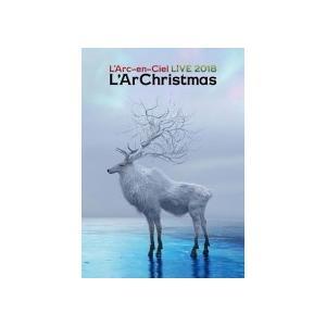 通常盤 ラルク アン シエル 2DVD/LIVE 2018 L'ArChristmas 19/12/...