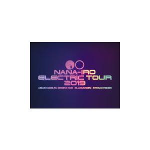 初回生産限定盤(取) ASIAN KUNG-FU GENERATION, ELLEGARDEN, STRAIGHTENER Blu-ray/NANA-IRO ELECTRIC TOUR 2019 20/8/5発売 オリコン加盟店|ajewelry