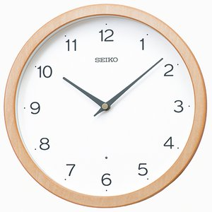 SEIKO(セイコー)電波掛時計 木枠 KX267B(取) ajewelry