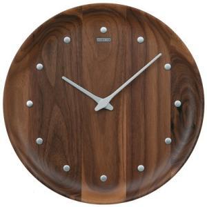 SEIKO(セイコー)  掛時計/NUTS COLLECTION ナッツ ウォルナット KX622B(取寄せ/代引き不可)|ajewelry