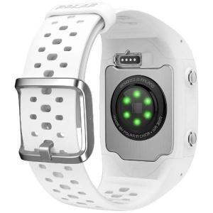POLAR(ポラール)GPS付き ランニングウォッチ/M430 手首型心拍計/ホワイト M430 WH(取)タスク ajewelry 02
