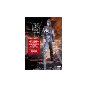 ■マイケル・ジャクソン DVD【ビデオ・グレイテスト・ヒッツ 〜 ヒストリー】2005年12月7日発売