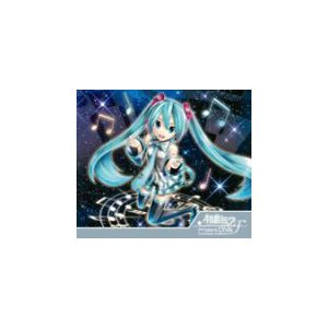 V.A. 2CD+DVD/初音ミク -Project DIVA-F Complete Collection 13/3/6発売 オリコン加盟店|ajewelry