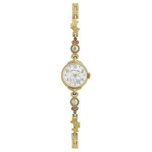 8月中旬〜下旬入荷 サンリオウォッチ 日本製腕時計/リトルツインスターズ ブレスレットタイプ MJSR-F09-TS(取)サンフレイム ajewelry