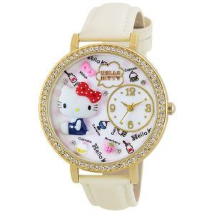 サンリオウォッチ 日本製腕時計/ハローキティ(HelloKitty) デコウォッチ MJSR-M11(取寄せ/代引不可)サンフレイム ajewelry