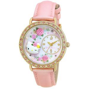 サンリオウォッチ 日本製腕時計/ハローキティ(HelloKitty) デコウォッチ MJSR-M12(取寄せ/代引不可)サンフレイム ajewelry
