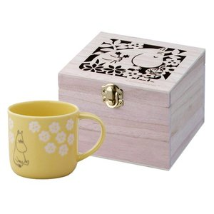 プラスト ツジセル/MOOMIN(ムーミン) 木箱入りマグ カップ/ムーミン MM951-11H/6429519(取寄せ/代引不可/ギフト不可)|ajewelry