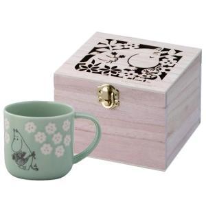 プラスト ツジセル/MOOMIN(ムーミン) 木箱入りマグ カップ/ムーミンママ MM955-11H/6429523(取寄せ/代引不可/ギフト不可)|ajewelry