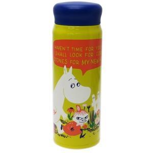 ムーミン ステンレスボトル お花畑 MMLC3309の商品画像|ナビ
