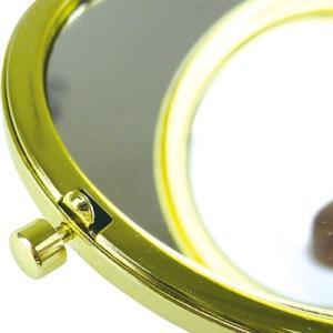 プラスト ティーズファクトリー/MARVEL(マーベル) Wコンパクトミラー 鏡 2面鏡 拡大鏡 ロゴ/キャプテンアメリカ MV-MIRROR(取/ギフト不可)|ajewelry|06