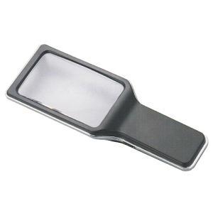 Magnifiers(マグニファイアーズ)/拡大鏡 LEDライト付きルーペ ハンドルーペ/倍率3倍 MZED12/071133 (取)パール|ajewelry