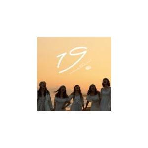 通常盤(初回生産分)(取) Chuning Candy CD/19 -nineteen- 19/6/26発売 オリコン加盟店|ajewelry
