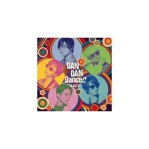 特典ステッカーシート(外付)初回限定盤A A.B.C-Z CD+DVD/DAN DAN Dance!! 19/9/25発売|ajewelry