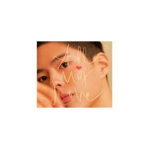 DVD付 ピクチャーレーベル仕様 ブックレット+チェンジングジャケット パク・ボゴム CD+DVD/ALL MY LOVE 20/8/12発売 オリコン加盟店|ajewelry