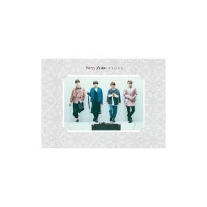 初回限定盤A(代引不可/取) Sexy Zone CD+DVD/PAGES 19/3/13発売|ajewelry