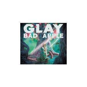 先着特典ステッカーシート(外付)初回生産分  ライブチケット購入抽選券 GLAY CD/BAD APPLE 21/8/18発売 オリコン加盟店|ajewelry