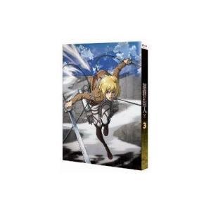 ■仕様 ・Blu-ray1枚  ◆諫山創の大ヒットコミックをTVアニメ化した第3巻。シガンシナ区の惨...