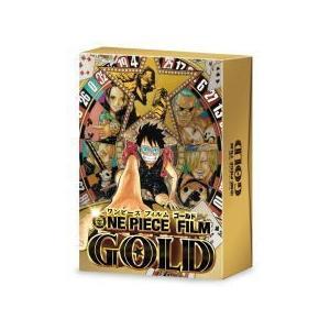 初回生産限定(取) ワンピース ONE PIECE Blu-ray+DVD/ONE PIECE FILM GOLD Blu-ray GOLDEN LIMITED EDITION 16/12/28発売 オリコン加盟店|ajewelry