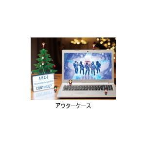 先着特典ステッカーシート(外付) 初回盤Blu-ray アウターケース仕様  A.B.C-Z Blu-ray/A.B.C-Z 1st Christmas Concert 2020 CONTINUE? 21/6/23発売 ajewelry