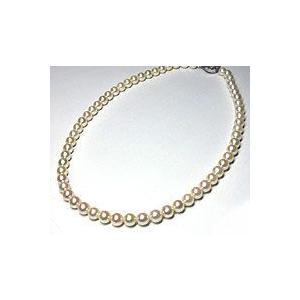 [期間限定]超特価90%OFF!天然パール(あこや本真珠)ネックレス(7〜7.5mm) 現品限り(代引不可)|ajewelry|02