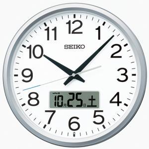 SEIKO(セイコー) 電波掛時計 プログラムクロック 任意チャイム設定 プログラム報時機能/PT202S(取) ajewelry