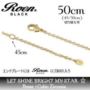Roen BLACK(ロエン ブラック)/スター 星 ペンダント 真鍮 ゴールドカラー RO-606(取寄せ/代引不可)|ajewelry|06