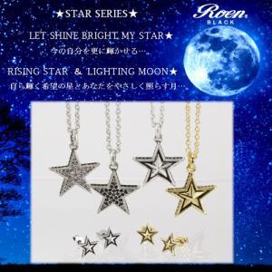 Roen BLACK(ロエン ブラック)/スター 星 ペンダント 真鍮 ゴールドカラー RO-606(取寄せ/代引不可)|ajewelry|08