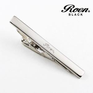 Roen BLACK(ロエン ブラック)/タイバー ロゴ ブラス 真鍮 ROT-001(取寄せ/代引不可)|ajewelry