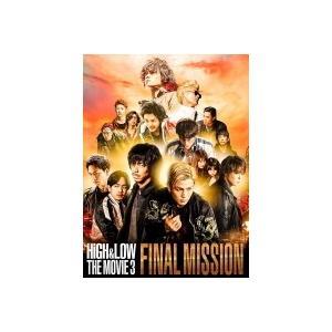 豪華盤(初回仕様) 映画 2DVD/HiGH & LOW THE MOVIE3 〜FINAL MISSION〜 18/5/16発売