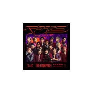 先着特典ポスター(希望者)  DVD付 THE RAMPAGE from EXILE TRIBE CD+DVD/FEARS 20/9/30発売 オリコン加盟店 ajewelry