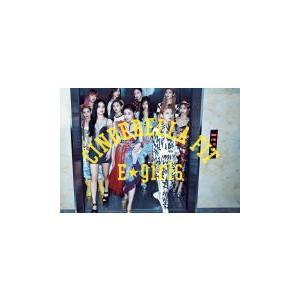 初回生産限定盤(取) E-girls CD+DVD+フォトブック/シンデレラフィット 19/7/24発売 オリコン加盟店|ajewelry